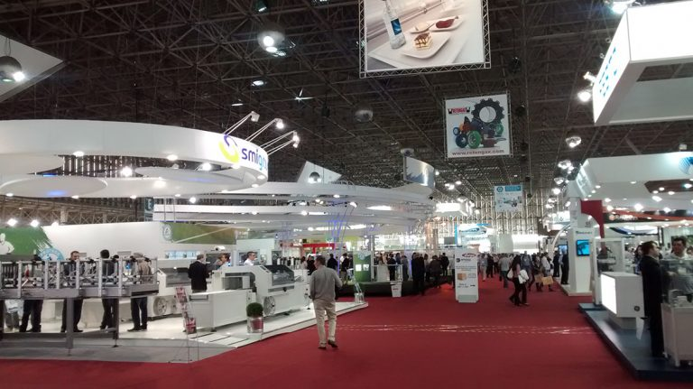 Feria de packaging FISPAL