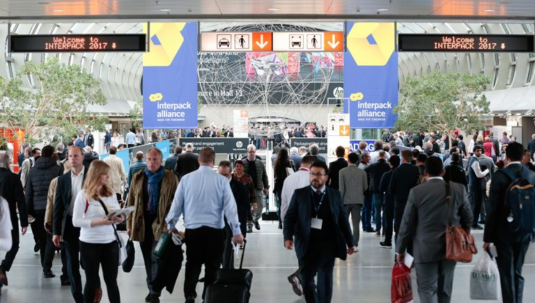 Feria de packaging Interpack